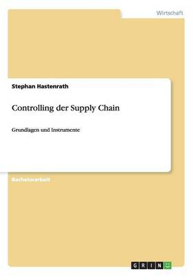 Controlling Der Supply Chain