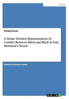 A House Divided. Representation of Conflict Between Black and Black in Toni Morrison's Novels