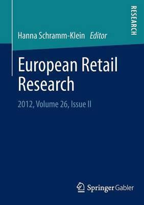 European Retail Research: 2012: Volume 26 Issue II