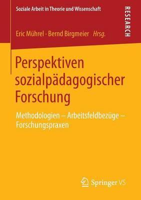 Perspektiven Sozialpadagogischer Forschung: Methodologien - Arbeitsfeldbezuge - Forschungspraxen