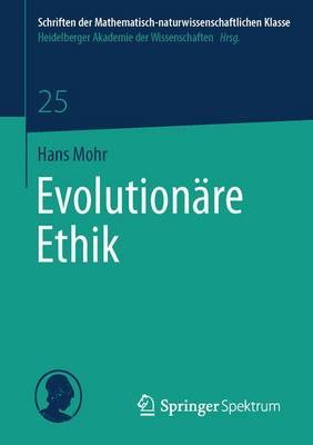 Evolutionare Ethik