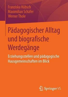 Padagogischer Alltag Und Biografische Werdegange: Erziehungsstellen Und Padagogische Hausgemeinschaften Im Blick