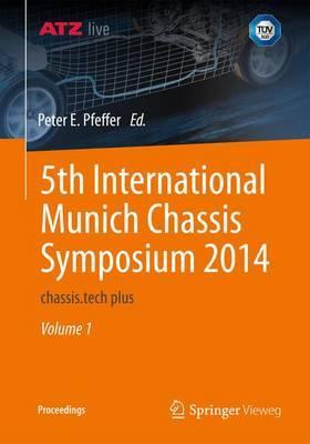 5th International Munich Chassis Symposium: Chassis.Tech Plus
