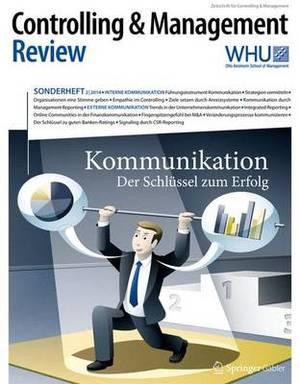 Controlling & Management Review Sonderheft 2-2014: Kommunikation