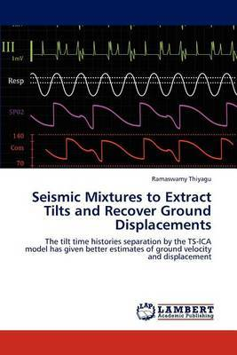 Seismic Mixtures to Extract Tilts and Recover Ground Displacements