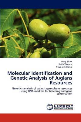 Molecular Identification and Genetic Analysis of Juglans Resources