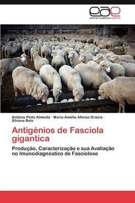 Antigenios de Fasciola Gigantica