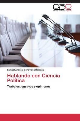 Hablando Con Ciencia Politica
