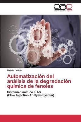 Automatizacion del Analisis de La Degradacion Quimica de Fenoles