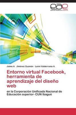 Entorno Virtual Facebook, Herramienta de Aprendizaje del Diseno Web