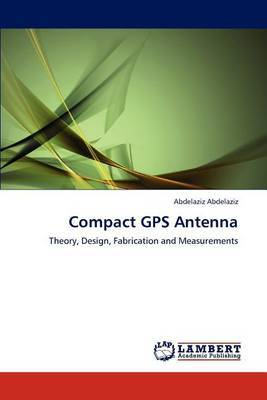 Compact GPS Antenna