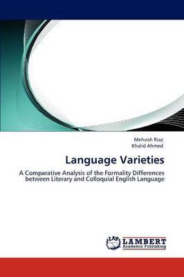 Language Varieties