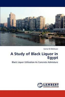 A Study of Black Liquor in Egypt