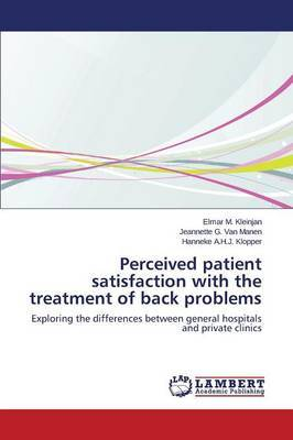 Perceived Patient Satisfaction with the Treatment of Back Problems