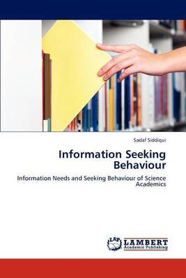 Information Seeking Behaviour