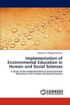 Implementation of Environmental Education in Human and Social Sciences