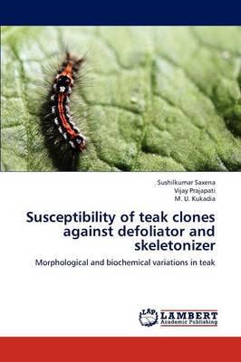 Susceptibility of Teak Clones Against Defoliator and Skeletonizer