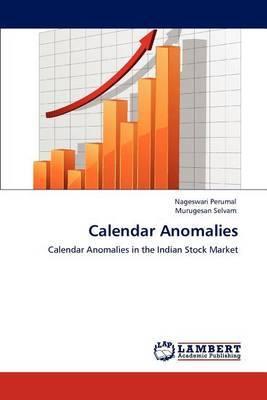 Calendar Anomalies
