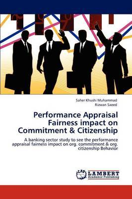 Performance Appraisal Fairness Impact on Commitment & Citizenship