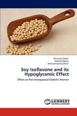 Soy Isoflavone and Its Hypoglycemic Effect