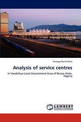 Analysis of Service Centres
