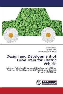 Design and Development of Drive Train for Electric Vehicle
