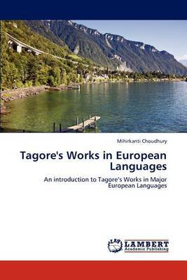 Tagore's Works in European Languages