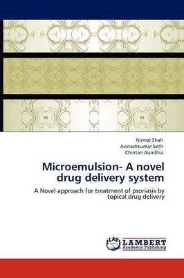 Microemulsion- A Novel Drug Delivery System