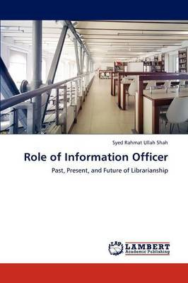 Role of Information Officer