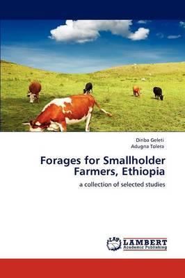 Forages for Smallholder Farmers, Ethiopia