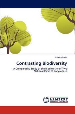 Contrasting Biodiversity