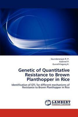 Genetic of Quantitative Resistance to Brown Planthopper in Rice