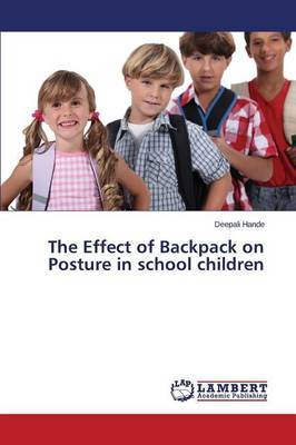 The Effect of Backpack on Posture in School Children