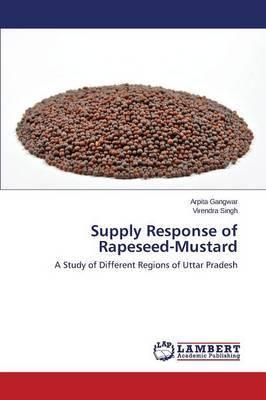 Supply Response of Rapeseed-Mustard