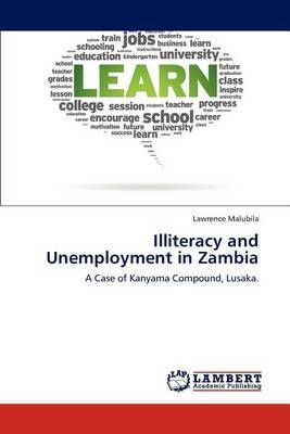 Illiteracy and Unemployment in Zambia