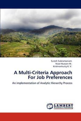 A Multi-Criteria Approach for Job Preferences
