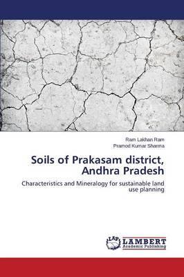 Soils of Prakasam District, Andhra Pradesh