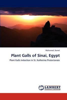 Plant Galls of Sinai, Egypt