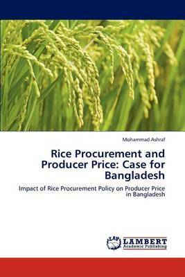 Rice Procurement and Producer Price: Case for Bangladesh