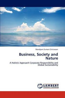 Business, Society and Nature