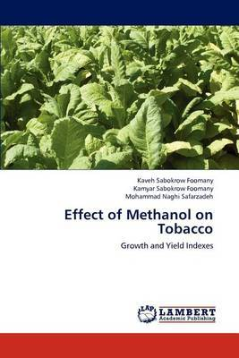 Effect of Methanol on Tobacco