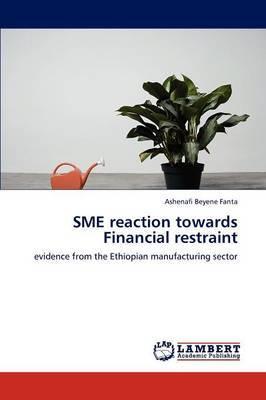 Sme Reaction Towards Financial Restraint