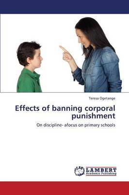 Effects of Banning Corporal Punishment