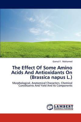 The Effect of Some Amino Acids and Antioxidants on (Brassica Napus L.)