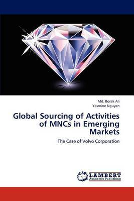 Global Sourcing of Activities of Mncs in Emerging Markets
