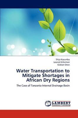 Water Transportation to Mitigate Shortages in African Dry Regions
