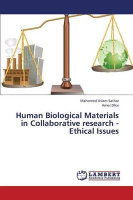 Human Biological Materials in Collaborative Research - Ethical Issues