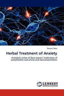 Herbal Treatment of Anxiety