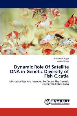 Dynamic Role of Satellite DNA in Genetic Diversity of Fish C.Catla