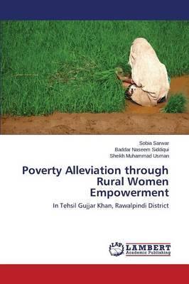 Poverty Alleviation Through Rural Women Empowerment